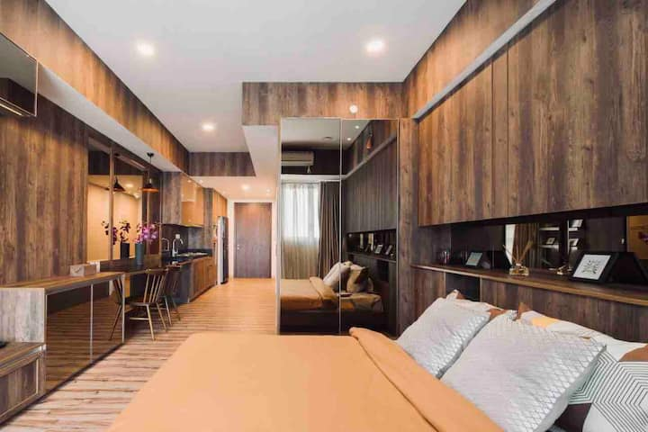A Modern & Contemporary Designer Studio DT Kemang