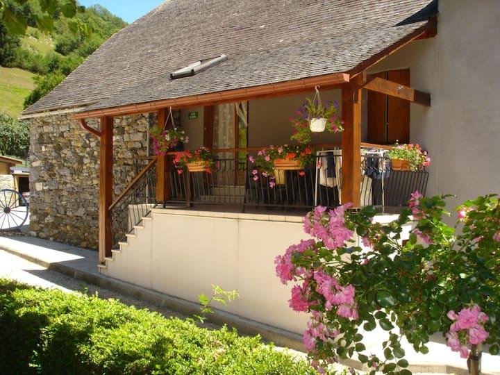 Gite Ariege Pyrénées St Lary 09800