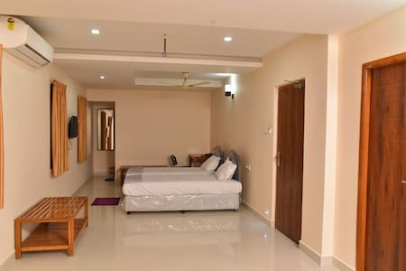 Ananda Residency - ( Deluxe Double AC Room)
