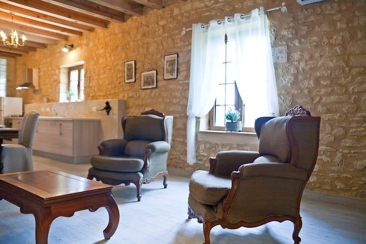 Apartment -La Grange Cote Champs - Carsac-Aillac - Appartamento