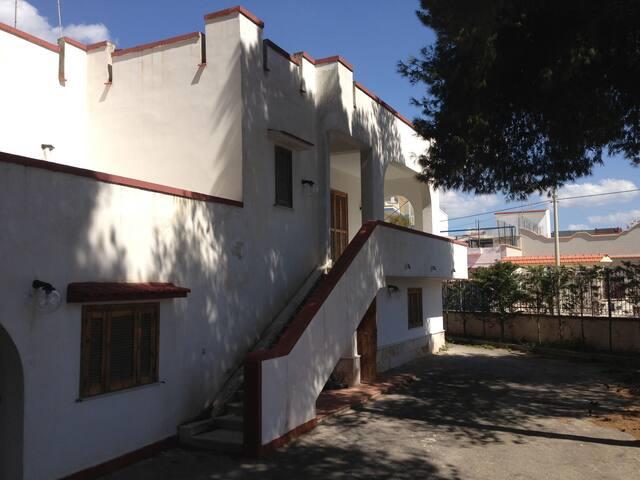 Villa al mare - Monti D'arena-bosco Caggione