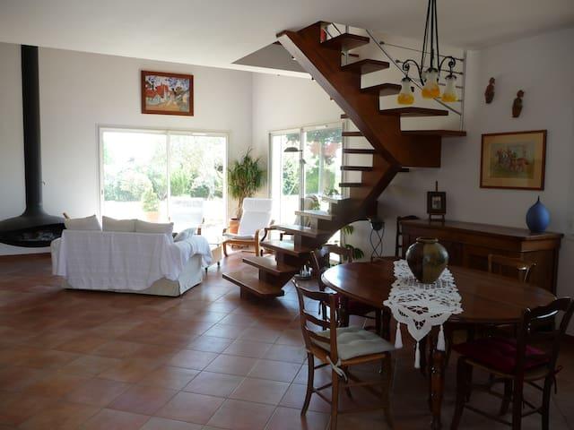Charmante maison familiale - Saint-Nazaire-d'Aude - Dom