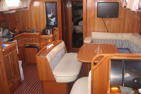 Séjour sur voilier de 14 mètre - Audierne - Лодка