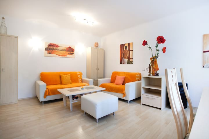 Ruhige Wohnung am Helenental