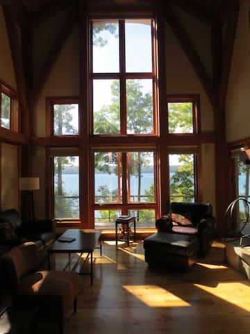 East side of Cayuga Lake - King Ferry - Σπίτι