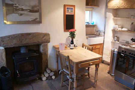 The Cottage, Earl Sterndale - Buxton - House