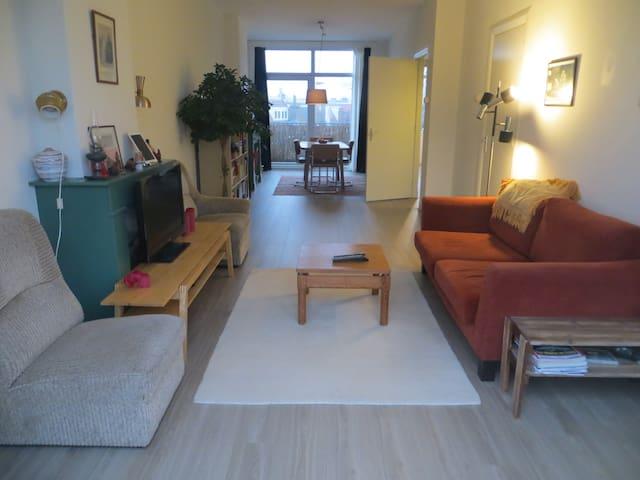 Spacious apartment near centre of The Hague - Voorburg - Apartemen