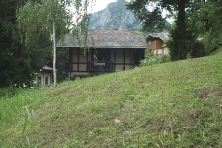 Chalets in a small park - Barzio - Blockhütte