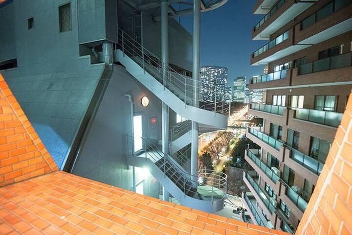 TOKYO central Shinjuku Nice View Room (yt1) - Shinjuku-ku