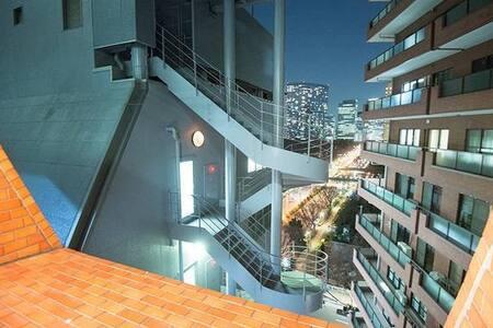 TOKYO central Shinjuku Nice View Room (yt1) - Shinjuku-ku - 公寓