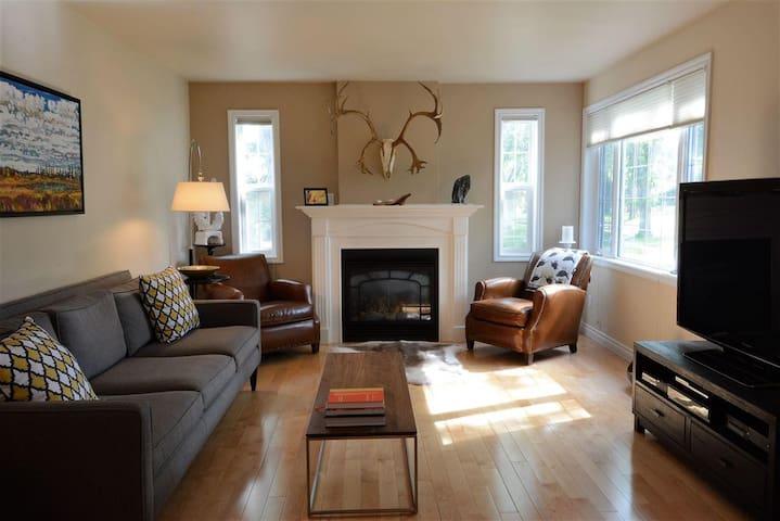 Luxurious Highlands Home near downtown Edmonton