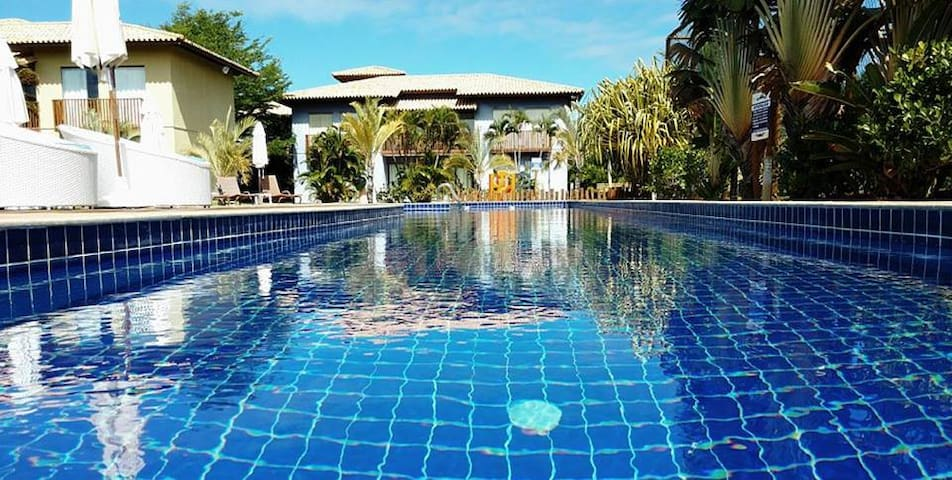 Condomínio Quinta das Lagoas Residence - Camaçari - Maison