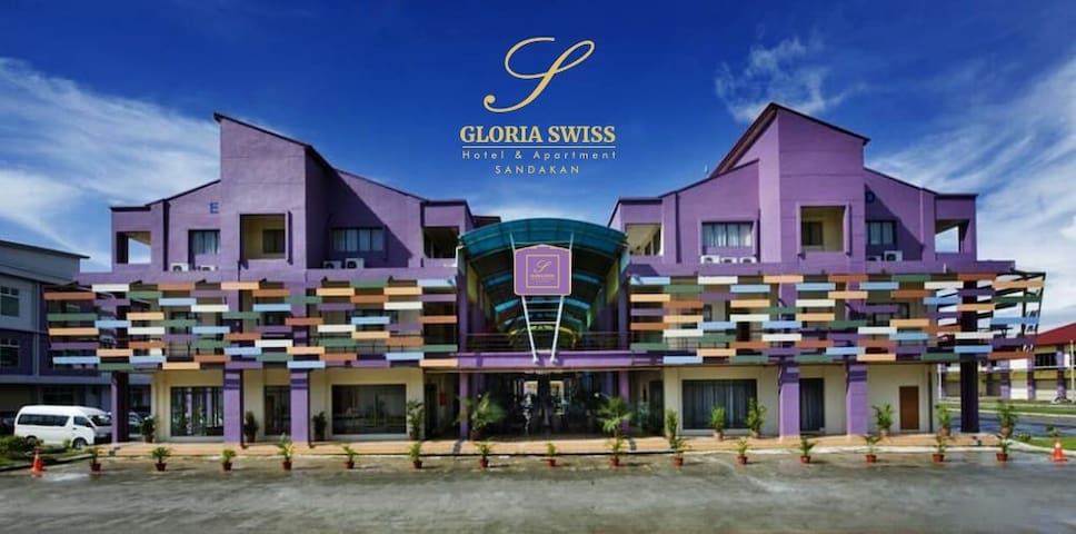 Gloria Swiss Hotel & Apartment Sandakan