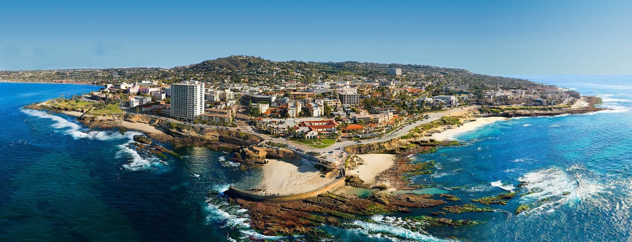 La Jolla is the Jewel of California for a reason, come see for yourself.