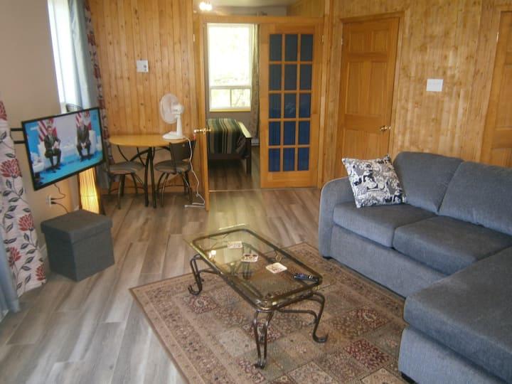 appartement  E Vue sur le fjord