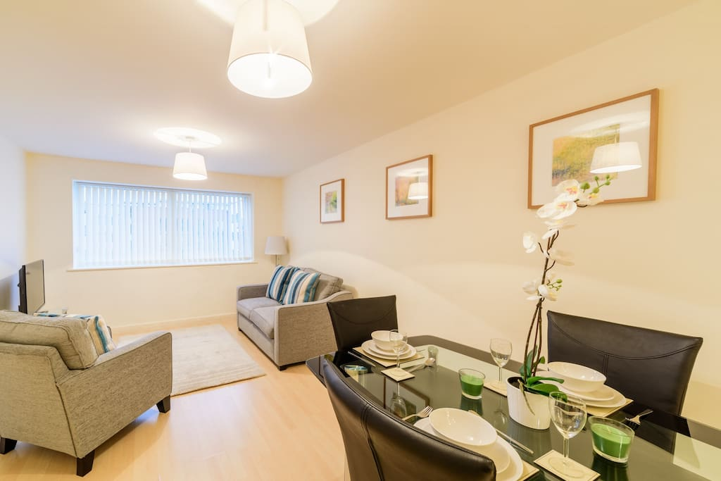Brand New Central Birmingham Flat For 4 6 Apartments For Rent In Birmingham England United