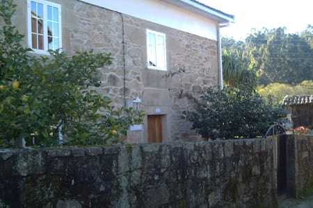The village hause in Galicia.Spain. - Rianxo - Talo