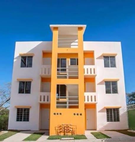 Departamento a 20 min playa - La Desembocada - Lägenhet
