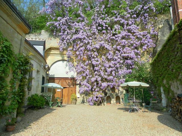 Dépendance La Glycine - Vouvray - Huis