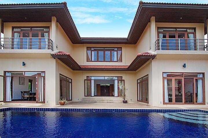 Nantra Thong son bay Villa OV8
