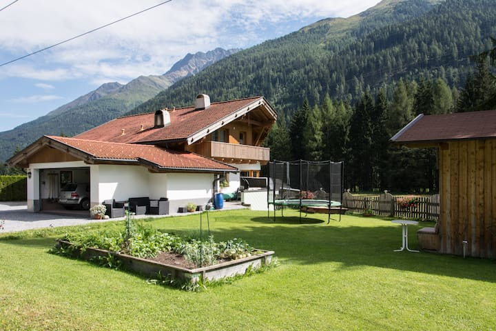 Appartements Wolchara, St. Anton am Arlberg