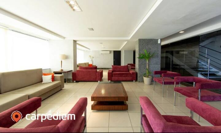Suite for couple in Areia Preta Natal by Carpediem