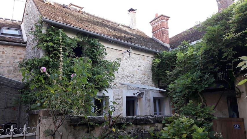 Maison / Loft en plein Coeur de Village - Samois-sur-Seine - Huis