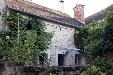 Maison / Loft en plein Coeur de Village - Samois-sur-Seine - Casa