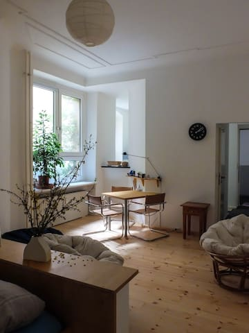 Great apartment for 2 in the heart of Neukölln