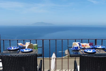 Monte Solaro's room +free shuttle check-in - Bed & Breakfast