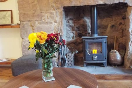 Petfriendly villagecottage with woodburning stove