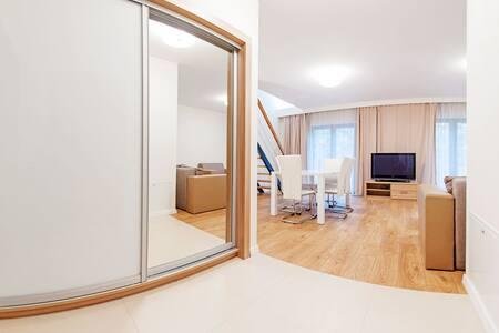 Apartament 140,  5 - pokojowy - Szklarska Poręba