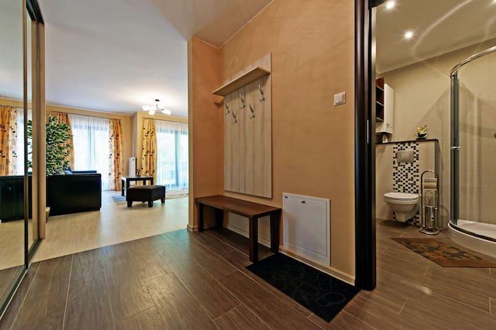 Apartament 121,  1- pokojowy - Szklarska Poręba - Apartment