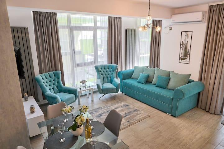 SeaStar Apartment ALEZZI Spa n Pools Beach Resort