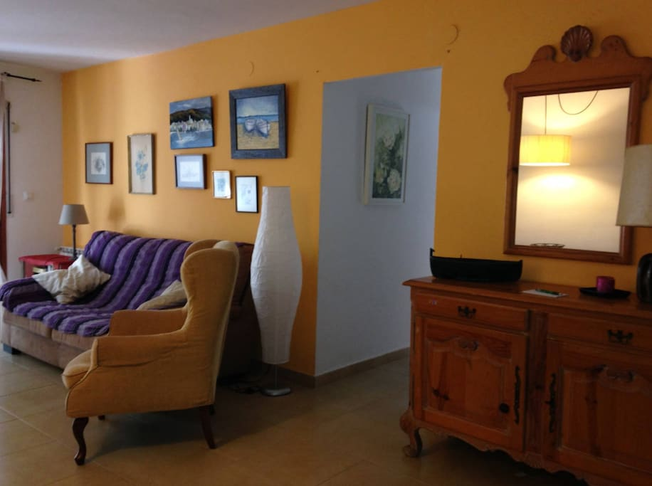 Comedor-Sala de estar / dinning-living room