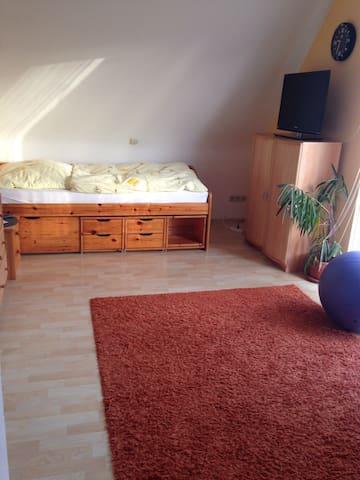 Gästezimmer- 20min FrankfurtAirport - Dreieich - Rumah