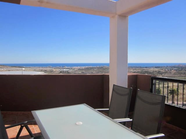 Penthouse Bonalba Golf Resort - Mutxamel - Daire