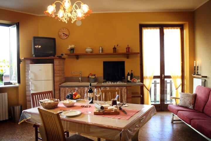 La Casa dei Ricordi - Castino - Apartment