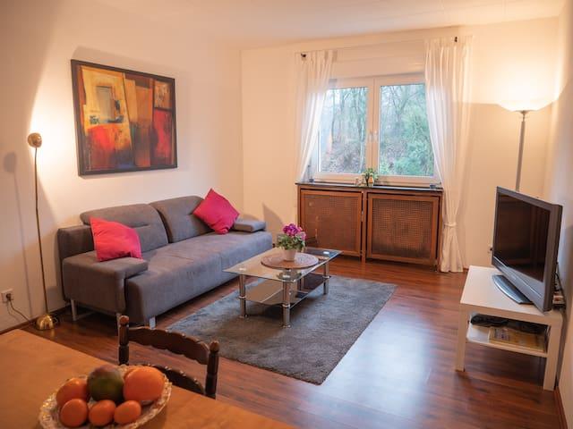 Apartment - zwischen Messe und Uni-Klinikum.
