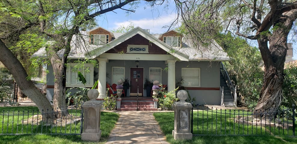 Downtown, Charming, Historic Home