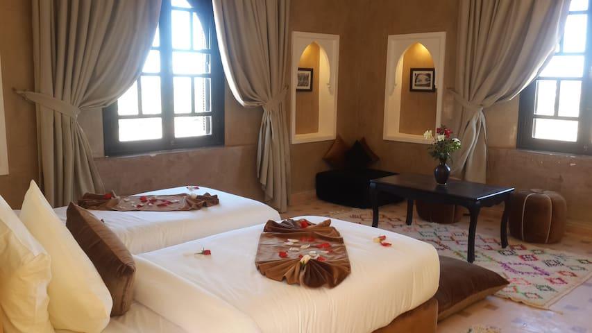 chambre ITHRANE (70€) (RBNB)