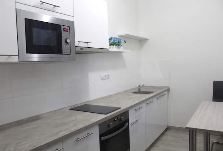 Panorama Apartment 3 - New flat in city centre