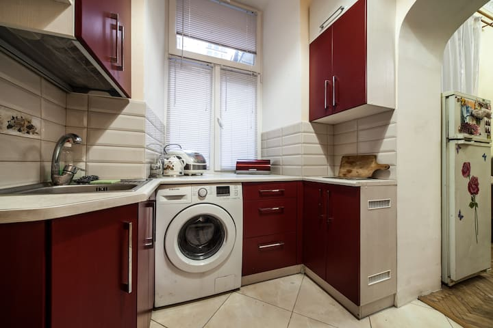 Only 1 minute walking to Rynok Square! - Lviv - Appartement