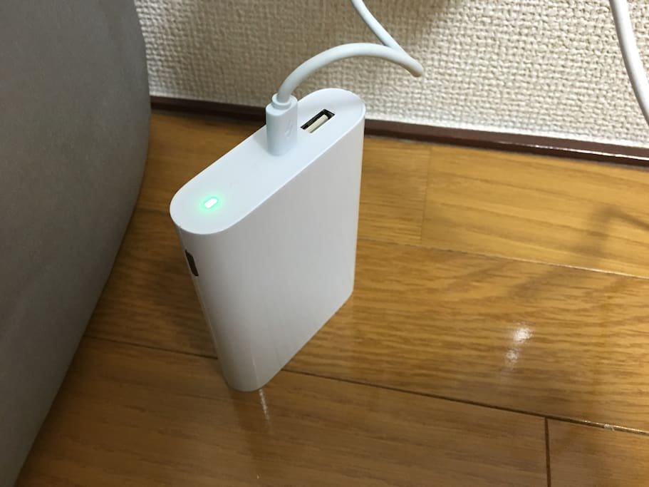 Free pocket WiFi 無料携帯WiFi