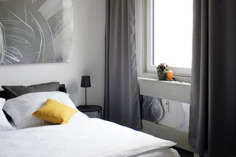 Contemporary Artist Apartment in Poprad