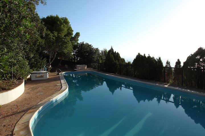 Villa Maria Luisa  A con piscina