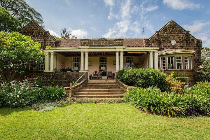 """The Constant Gardener"" home sngle - Nairobi"