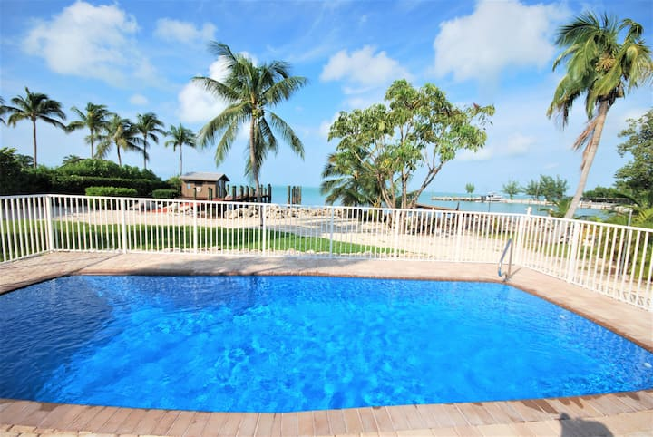Private Home new listing! for your Vacation in the Keys- Private Pool & Dock