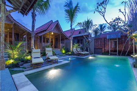 PEACEFUL 1BR VILLA BIJE-POOL-CLOSE TO UBUD CENTER - Ubud