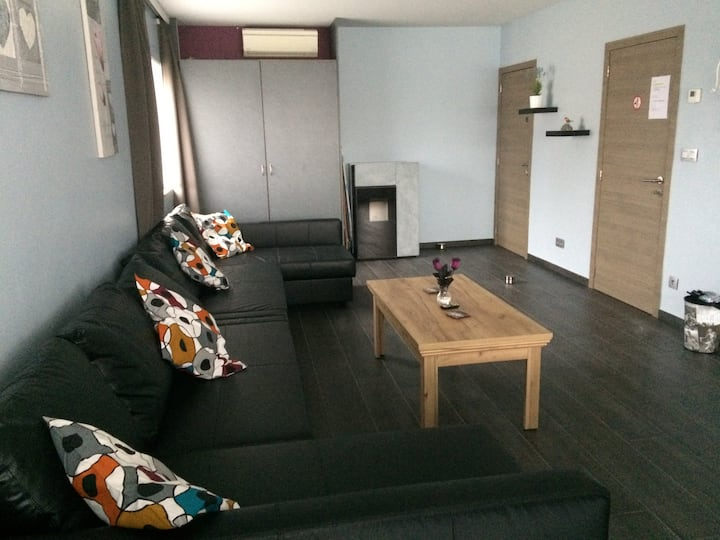Modern large apartment - 2 bedrooms